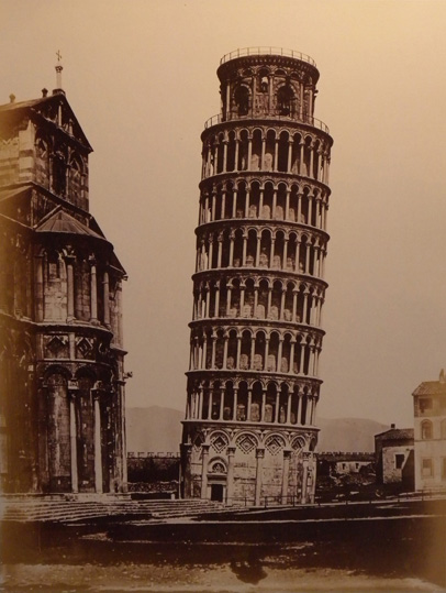 leaning tower of pisa essay